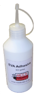 EVA Adhesive Bottle with Oil Spout Lid  300 gram